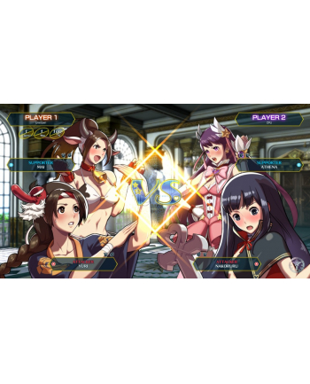 Nintendo SWITCH SNK Heroines Tag Team Frenzy
