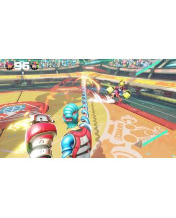 Nintendo SWITCH ARMS + Joy-Con (L) Grey + Joy-Con (R) Grey