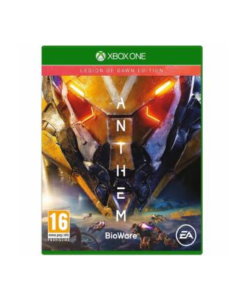 Electronic Arts XONE Anthem Legion of Dawn Edition
