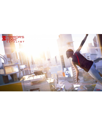 Electronic Arts XONE Mirror's Edge Catalyst