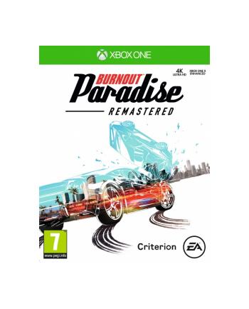 Electronic Arts XONE Burnout Paradise Remastered