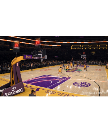 Electronic Arts XONE NBA Live 18