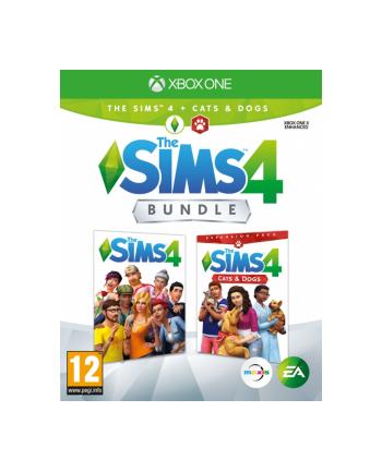 Electronic Arts XONE The Sims 4 Bundle Základní hra + Psi a Kočky