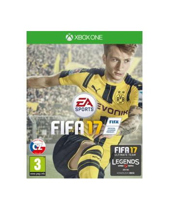 Electronic Arts XONE FIFA 17 język czeski