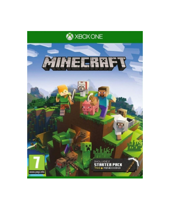 Microsoft XONE Minecraft Starter Collection