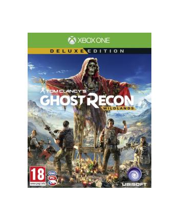 Ubisoft GmbH XONE Tom Clancy's Ghost Recon: Wildlands Deluxe Ed