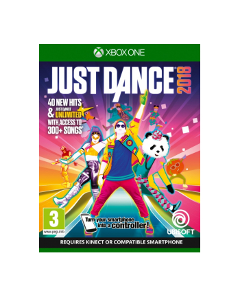 Ubisoft GmbH XONE Just Dance 2018
