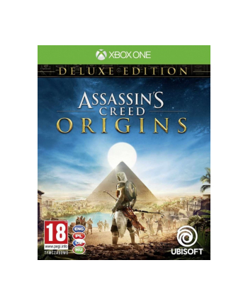 Ubisoft GmbH XONE Assassin's Creed Origins: Deluxe Edition
