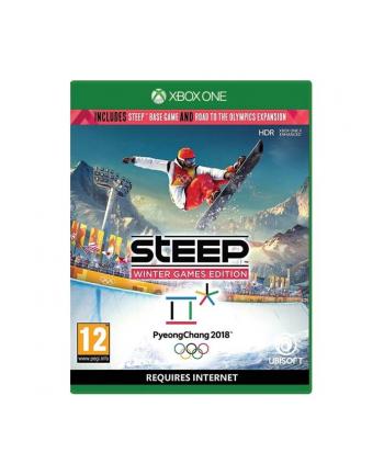 Ubisoft GmbH XONE Steep Winter Games Edition