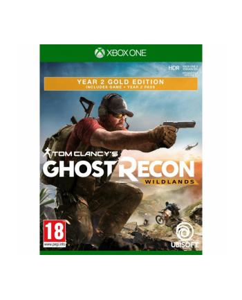 Ubisoft GmbH XONE Tom Clancy's Ghost Recon: Wildlands Gold Y2