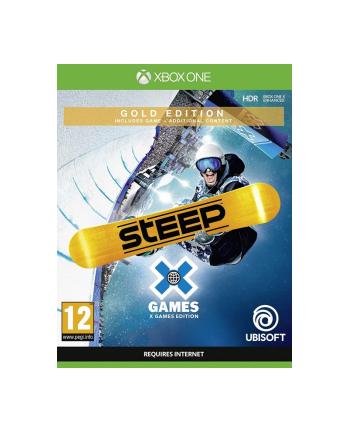 Ubisoft GmbH XONE Steep X Games Gold Edition