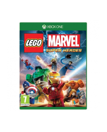 Warner Bros XONE LEGO Marvel Super Heroes