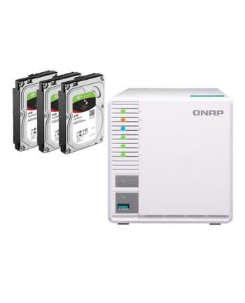 QNAP TS-328 + 3x3TB HDD RAID5