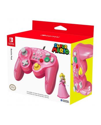 HORI SWITCH GameCube Style BattlePad - Peach