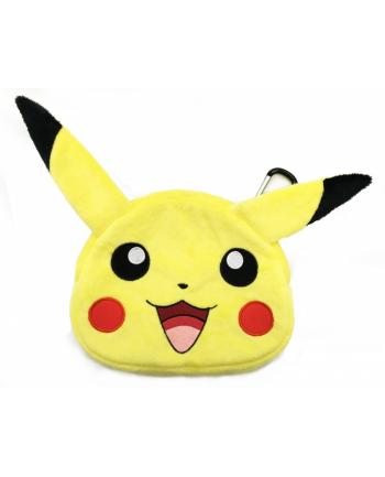 HORI Universal Plush Pouch - Pikachu