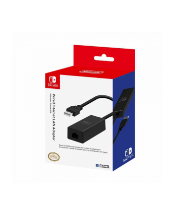 HORI Wired LAN Adapter for Nintendo Switch