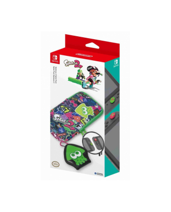 HORI Splatoon 2 Splat Pack for Nintendo Switch