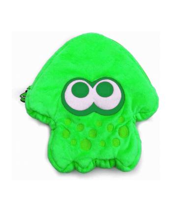 HORI Splatoon 2 Plush Pouch for Nintendo Switch (Green)