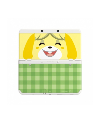Nintendo New 3DS Cover Plate 6 (Isabelle)