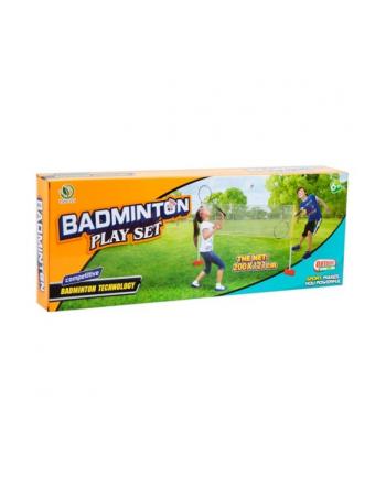euro-trade Badminton met+siatka 61x23x9 NS-48 MC