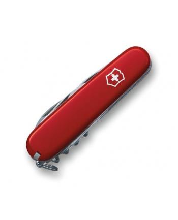 victorinox Scyzoryk Camper, czerwony, Celidor, 91mm 1.3613