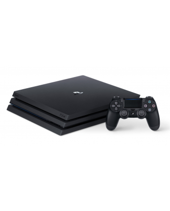 sony computer entertainment Sony PlayStation 4 Pro 1TB Black - CUH-7216B