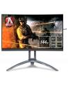 aoc Monitor 27 AG273QCX VA Curved HDMIx2 DPx2 Pivot - nr 76