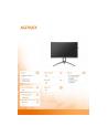 aoc Monitor 27 AG273QCX VA Curved HDMIx2 DPx2 Pivot - nr 8