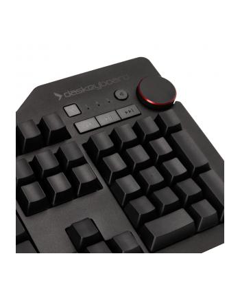Das Keyboard 4 Ultimate - Cherry MX Blue - US Layout