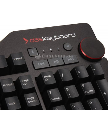 Das Keyboard 4 Professional root - MX Brown - US Layout