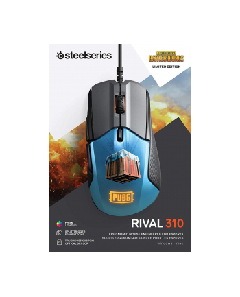 SteelSeries Rival 310 PUBG Edition