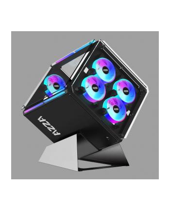 AZZA Cube 802F - black window