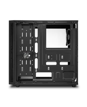 Sharkoon TG4 RGB - black + 2 hardened glass
