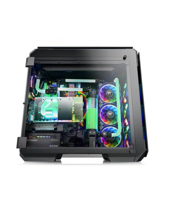 Thermaltake View 71 TG RGB Plus - black window