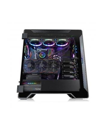 Thermaltake A500 Aluminum TG - grey - window