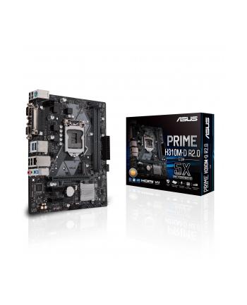 asus Płyta główna PRIME H310M-D 2.0 s1151 2DDR4 M.2/HDMI UATX