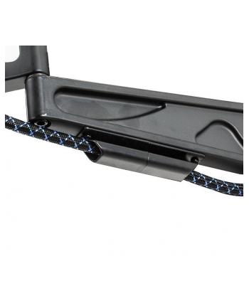 B-Tech Ultra płaski, ścienny z podwójnymi ramionami wspornikowymi, BT8225/B