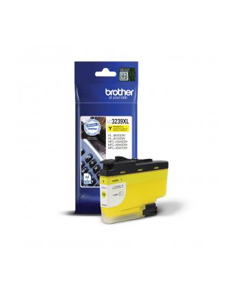 Tusz Brother LC3239XLY h-yield yellow| 5000 str | MFCJ6947DW