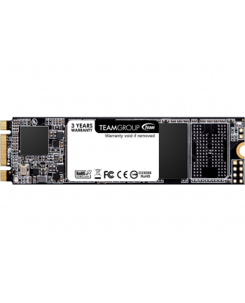 Team Group Dysk SSD MS30 256GB M.2 SATA3, 550/470 MB/s