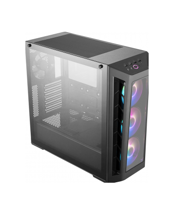 Cooler Master MasterBox MB530P - black window