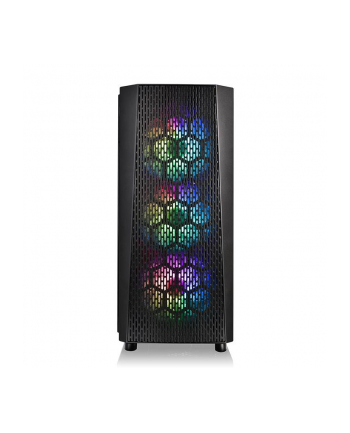 Thermaltake Versa J24 TG ARGB - black window