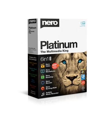 Nero AG Nero Platinum 2019 Multilanguage