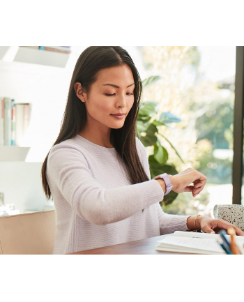 FitBit Charge 3 Special Edition - NFC - lavender/rosegold