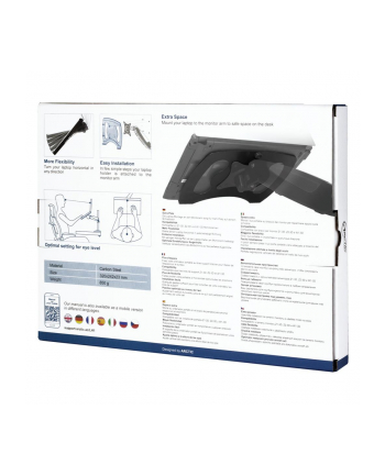 arctic Notebook stand LH1, compatible with: Z1-3D, Z2-3D, W1-3D