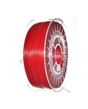 Filament DEVIL DESIGN / ASA / RED / 1,75 mm / 1 kg.