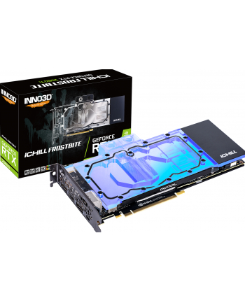 INNO3D GeForce RTX 2080 Ti FROSTBIT, 11GB GDDR6, HDMI, 3x DP, USB-C