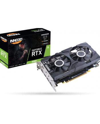 Inno3D GeForce RTX 2060 Twin X2, 6GB GDDR6, HDMI, 3xDP