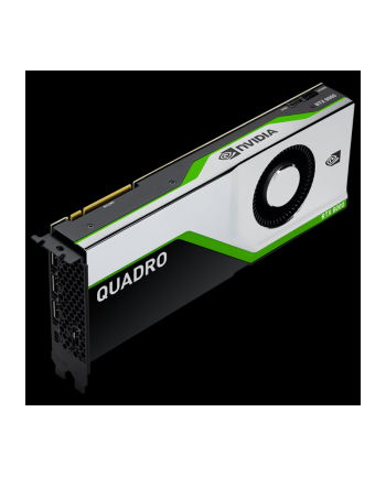 pny technologies europe PNY NVIDIA Quadro RTX 8000, 48GB GDDR6 (384 Bit), 4xDP, VirtualLink