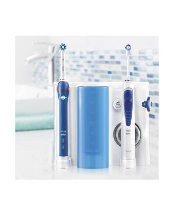 Szczoteczka do zębów Oral-B Braun PRO 2000 +  irygator OxyJet OC20