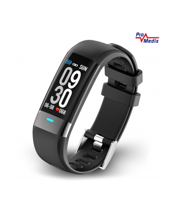 Promedix PR-650 Opaska Fitness Tracker Smartband Bluetooth Puls EKG
